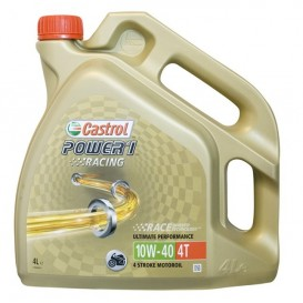 CASTROL POWER1 RACING 4T 10W40 4L