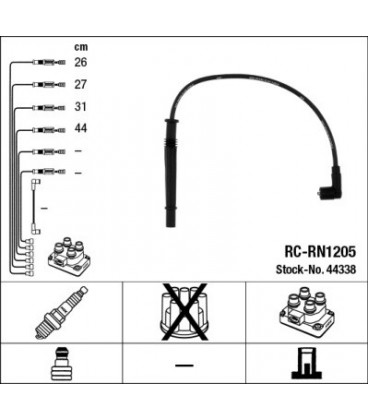 NGK RC-RN1205 44338