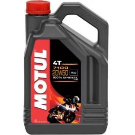 MOTUL 7100 4T 20W50 4L