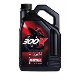 MOTUL 300V 4T FACTORY LINE 5W30 4L