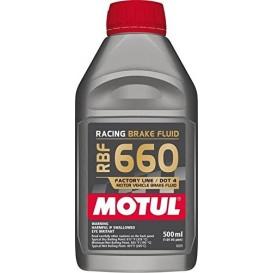 MOTUL RACING BRAKE FLUID RBF660 500ML