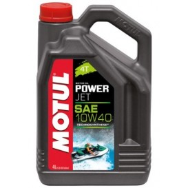 MOTUL 4T POWER JET 10w40 4L